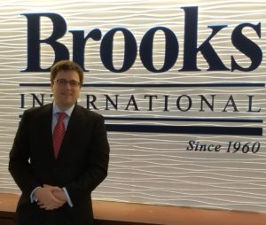 Brooks International Managing Analyst Jacob McAuliffe